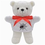 Spider in web Teddy Bear