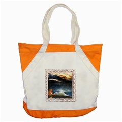 Stormy Twilight [framed] Accent Tote Bag by mysticalimages