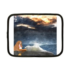 Stormy Twilight  Netbook Case (small) by mysticalimages