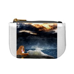 Stormy Twilight  Coin Change Purse by mysticalimages