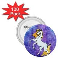 Unicorn Ii 1 75  Button (100 Pack) by mysticalimages