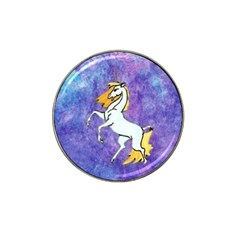 Unicorn Ii Golf Ball Marker 4 Pack (for Hat Clip)