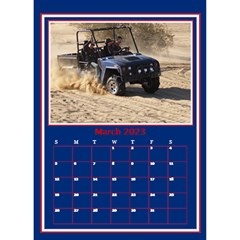 My Little Perfect Desktop Calendar By Deborah   Desktop Calendar 6  X 8 5    Jk7edyntdtc4   Www Artscow Com Mar 2018