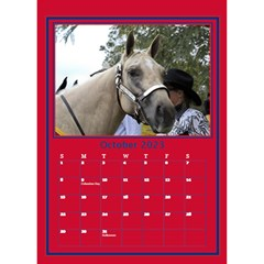 A Little Perfect Desktop Calendar By Deborah   Desktop Calendar 6  X 8 5    Fnag7i5u5k71   Www Artscow Com Oct 2018
