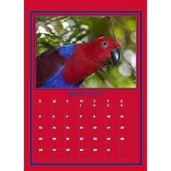 A Little Perfect Desktop Calendar By Deborah   Desktop Calendar 6  X 8 5    Fnag7i5u5k71   Www Artscow Com Mar 2018