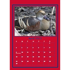 A Little Perfect Desktop Calendar By Deborah   Desktop Calendar 6  X 8 5    Fnag7i5u5k71   Www Artscow Com Apr 2018