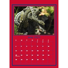 A Little Perfect Desktop Calendar By Deborah   Desktop Calendar 6  X 8 5    Fnag7i5u5k71   Www Artscow Com Jun 2018