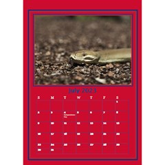A Little Perfect Desktop Calendar By Deborah   Desktop Calendar 6  X 8 5    Fnag7i5u5k71   Www Artscow Com Jul 2018