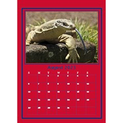 A Little Perfect Desktop Calendar By Deborah   Desktop Calendar 6  X 8 5    Fnag7i5u5k71   Www Artscow Com Aug 2018