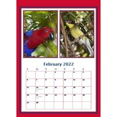 A Picture Desktop Calendar By Deborah   Desktop Calendar 6  X 8 5    6kvn22xgbibu   Www Artscow Com Feb 2017