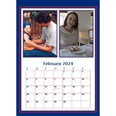 My Picture Desktop Calendar By Deborah   Desktop Calendar 6  X 8 5    O2dgt88ozfez   Www Artscow Com Feb 2018