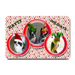 Hatty Holiday small doormat