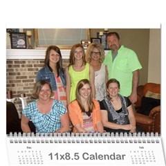 2014kris By Janyce Schietzelt   Wall Calendar 11  X 8 5  (12 Months)   N7r5bwtyqvg7   Www Artscow Com Cover