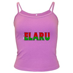 Belarus Spaghetti Top (colored) by worldbanners