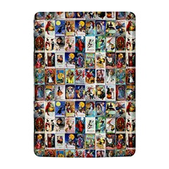 Vintage Halloween Kindle 4 Hardshell Case
