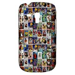 Vintage Halloween Samsung Galaxy S3 MINI I8190 Hardshell Case by EndlessVintage