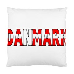 Denmark Cushion Case (one Side) by worldbanners