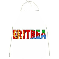 Eritrea Apron by worldbanners