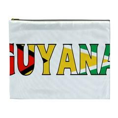 Guyana Cosmetic Bag (xl)