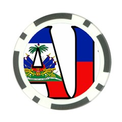Haiti2 Poker Chip 10 Pack