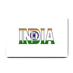 India Small Door Mat by worldbanners