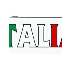 Italy Cosmetic Bag (large)