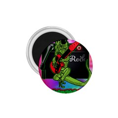 Rock Out Like An Iguana 1 75  Button Magnet by Contest1704350
