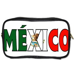 Mexico (n) Travel Toiletry Bag (one Side)