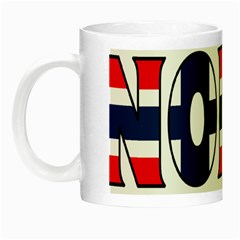 Norway Glow In The Dark Mug by worldbanners