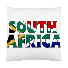 South Africa Cushion Case (one Side) by worldbanners