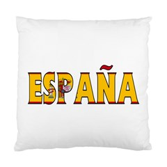 Spain Cushion Case (one Side) by worldbanners