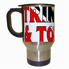 Trinidad Travel Mug (white)