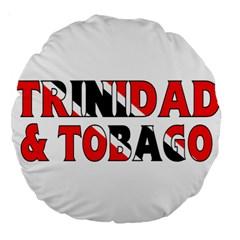 Trinidad 18  Premium Round Cushion