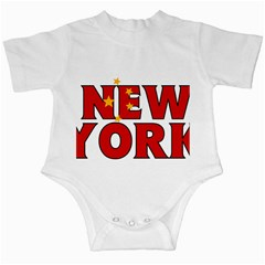 New York China Infant Creeper