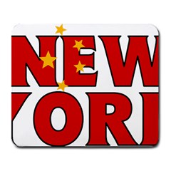 New York China Large Mouse Pad (rectangle) by worldbanners