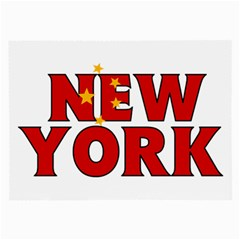 New York China Glasses Cloth (large)