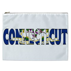 Conn Cosmetic Bag (XXL) by worldbanners