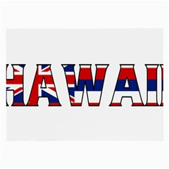 Hawaii Glasses Cloth (large) by worldbanners