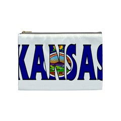 Kansas Cosmetic Bag (medium)