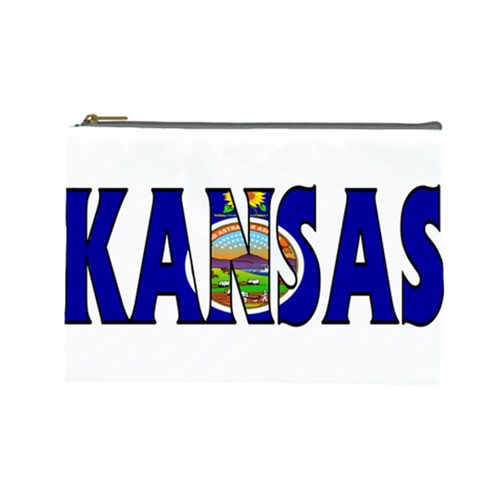 Kansas Cosmetic Bag (Large)