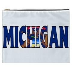 Michigan Cosmetic Bag (xxxl)