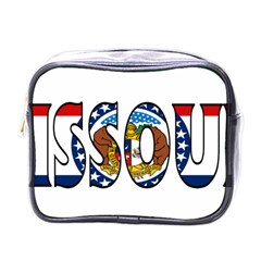 Missouri Mini Travel Toiletry Bag (one Side)