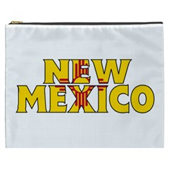 New Mexico Cosmetic Bag (xxxl) by worldbanners