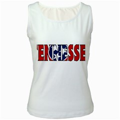 Tennessee Womens  Tank Top (white) by worldbanners