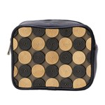 Checkers Bag (small) - Mini Toiletries Bag (Two Sides)