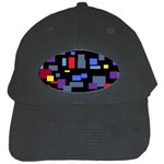 Contempt Black Baseball Cap