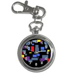 Contempt Key Chain & Watch