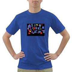 Contempt Mens' T Shirt (colored) by StephentKent