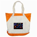 Contempt Accent Tote Bag
