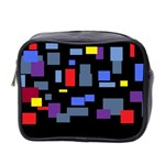 Contempt Mini Travel Toiletry Bag (Two Sides)